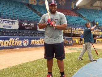Aguilar vistió la camiseta melenuda por siete campañas / Foto: Cortesía