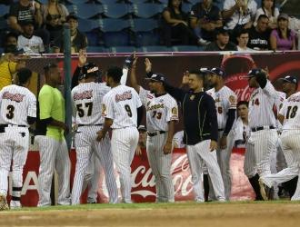 Leones vino de atrás para vencer a Tigres / Foto: Cortesía