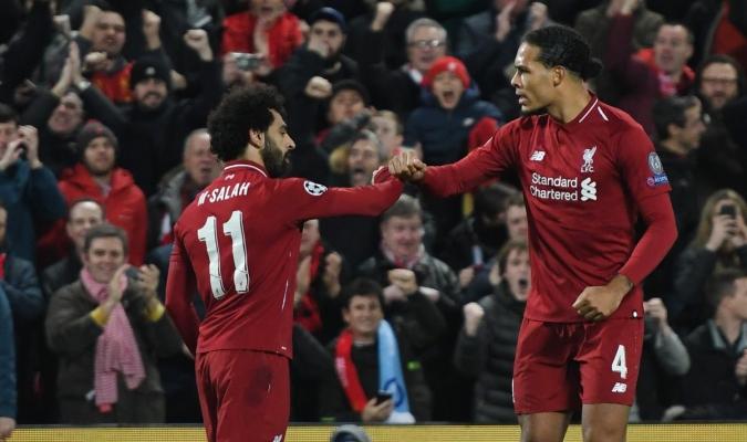 El Liverpool clasificó a 8vos / Foto: @LFC