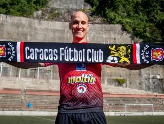 Andreutti se sumó a las filas avileñas | Foto: @Caracas_FC