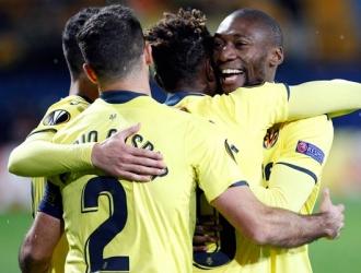 El Villarreal avanza como primero de grupo/ Foto AP