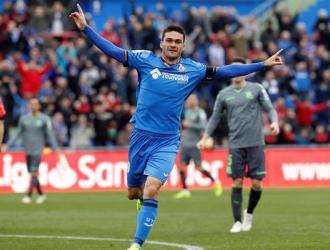Molina anotó el único gol del partido/ Foto EFE