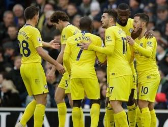 El belga asistió y marcó en el partido/ Foto AP