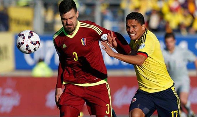 Disputó la Copa América de Chile 2015 || Foto: Cortesía