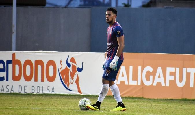 Romero venció su préstamo con el azulgrana | Foto: @MonagasSC