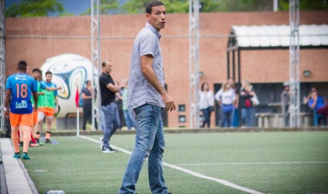 Morr llega procedente de Estudiantes de Caracas | Foto: @EstudiantesCSC