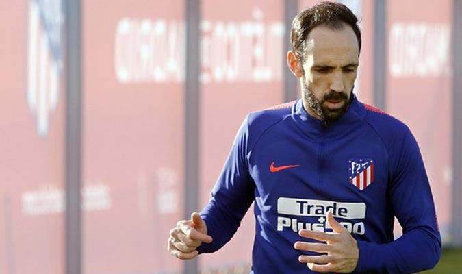 Juanfran es uno de los jugadore más emblemáticos para el Atlético || Foto: Cortesía