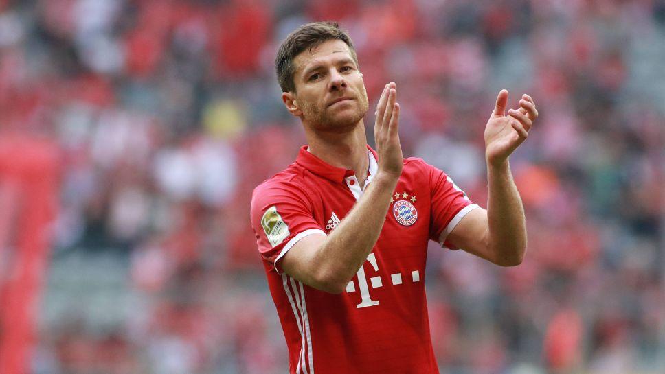 Xavi estuvo tres campañas en el Bayern/ Foto Cortesía