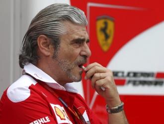 Binotto será quien se encargué de suplantar el puesto que dejó Maurizio Foto: AP