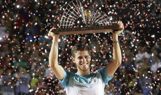 Schwartzman es el actual campeón del certamen/ Foto Cortesía