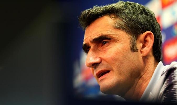 Valverde llevará con normalidad su renovación | Foto: EFE