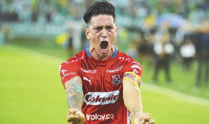 Fue líder goleador del DIM || Foto: Referencial