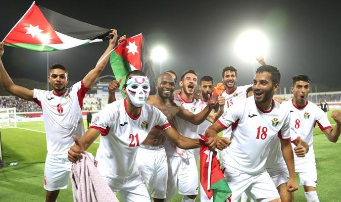 Derrotó 2-0 a Siria y clasificó a octavos || Foto: Referencial