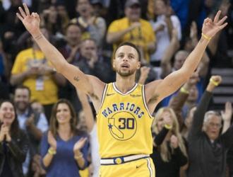 Curry está cuarto en el ranking de máximos tripleros/ Foto Cortesía