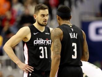 Beal guió la ofensiva de Washington | Foto: @NBA