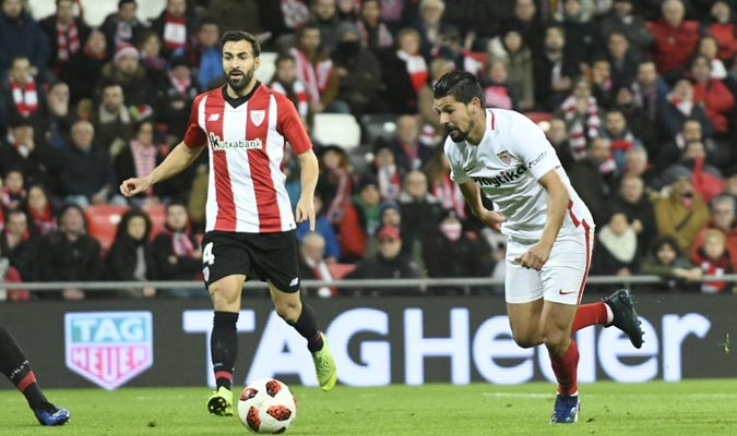 Tendrá que operarse de urgencia    Foto: Sevilla FC