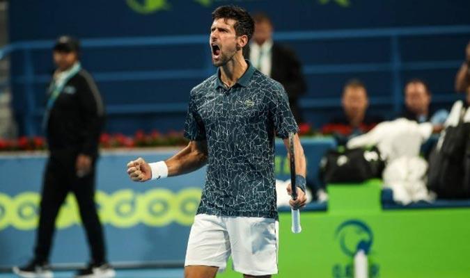 Novak es el favorito para ganar el Abierto de Australia || Foto: Referencial