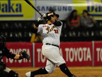 Tejeda decidió el encuentro con cuadrangular en el séptimo inning   Foto: David Urdaneta