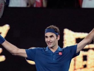 Federer resolvió las cosas con un 6-3, 6-4 y 6-4/ Foto AP