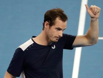 Murray quisiera jugar el Wimbledon/ Foto AP