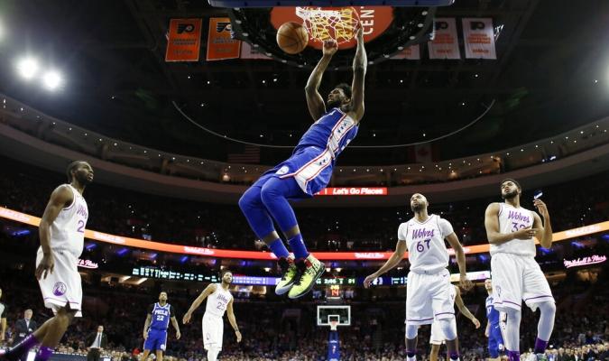 Filadelfia se afianzó ante Minnesota | Foto: AP
