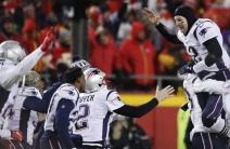 Los Patriots se ganaron su pase al Super Bowl