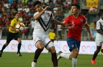 Lo mejor del Chile Sub-20 vs Venezuela Sub-20