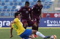Lo mejor del Brasil Sub-20 vs Venezuela Sub-20