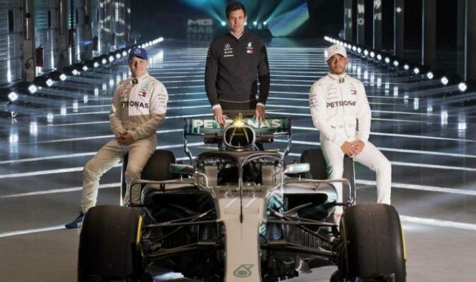 Mercedes es el actual campeón de la F1/ Foto: Cortesía