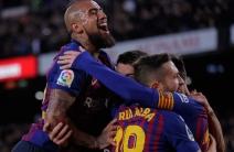 Así fue la remontada del Barcelona ante el Sevilla en Copa del Rey