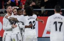 ¡A semis! El Real Madrid confrimó su pase de semifinales de Copa ante el Girona