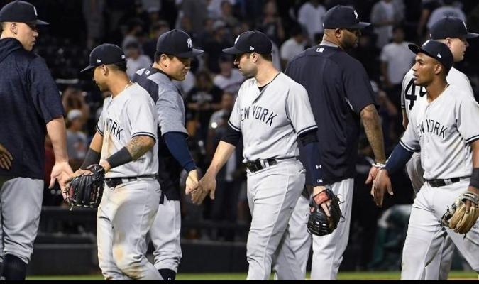 Yankees tienen en mente mejorar todo lo posible para llegar fuertes a la nueva zafra Foto: Cortesía