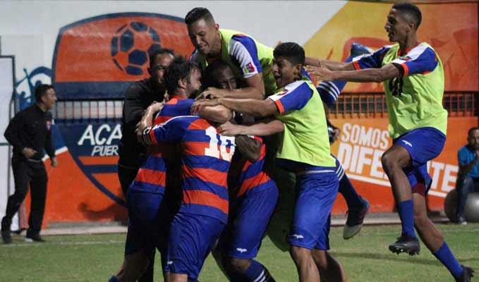 Silvestre anotó en el 90+5 || Foto: Cortesía
