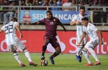 La derrota de la Vinotinto Sub-20 ante Argentina
