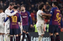 Copa del Rey: Barcelona vs Real Madrid