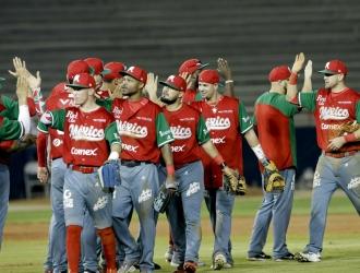 México consiguió su primera victoria del certamen | Foto: AP