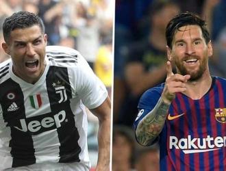 Messi y Cristiano son los que más ganan || Foto: Cortesía