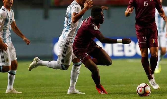 Anotó dos goles en el torneo || Foto: EFE