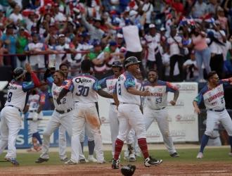 Dominicana se mete en la pelee para ser finalista | Foto: EFE
