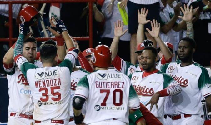 El conjunto venezolano no pudo ante el poder de los mexicanos/ Fotos AP