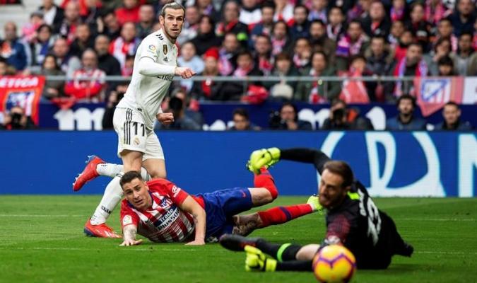 Bale llegó a 100 goles con el blanco | Foto: EFE
