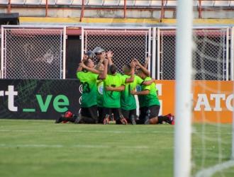 El vigente campeón regresó a la victoria | Foto: @ZamoraFutbolC