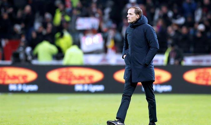 El entrenador ve un panorama complicado || Foto: EFE