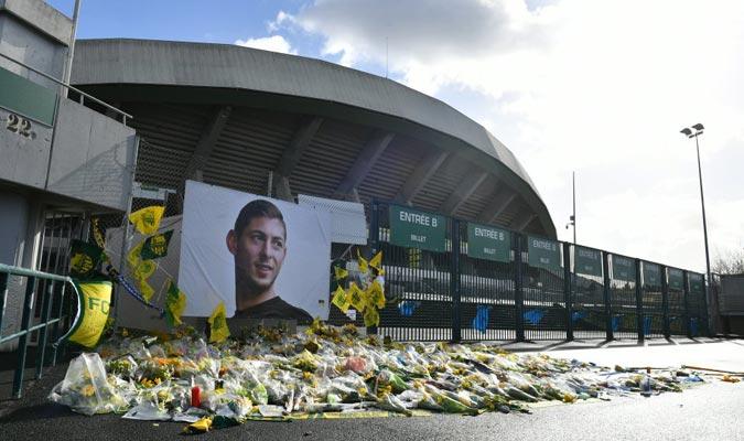 El argentino será recordado en el club || Foto: Nantes FC