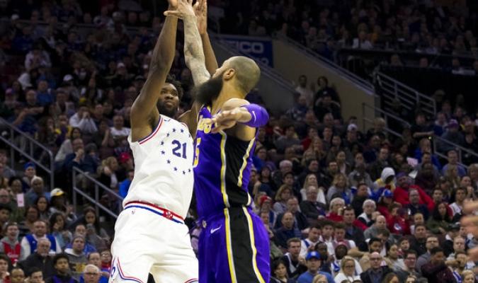 El africano maniató a los Lakers de LeBron | Foto: AP