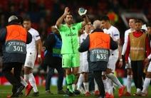 El PSG derrotó a un desdibujado Manchester United