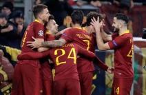 Roma puso las cosas claras en el Olímpico ante el Porto