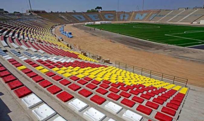 El estadio de San Marcos de Perú está remodelado para recibir dicha competición