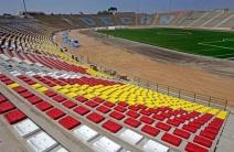 Así luce el estadio donde se jugará el Sudamericano Sub-17