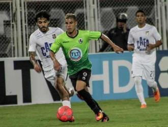 El extremo quiere triunfar en la Libertadores || Foto: Cortesía